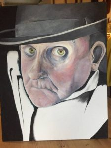 kunst galleri maleri