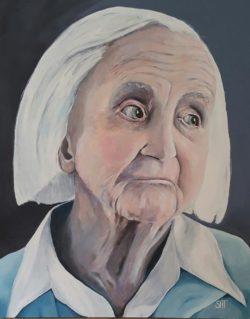 Den gamle dame